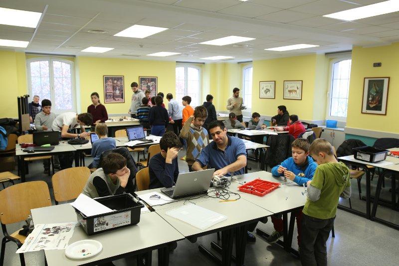 Taller de robótica de iSchool