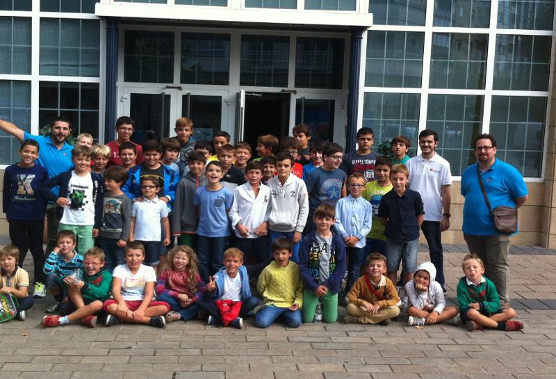 Campamento urbano iSchool