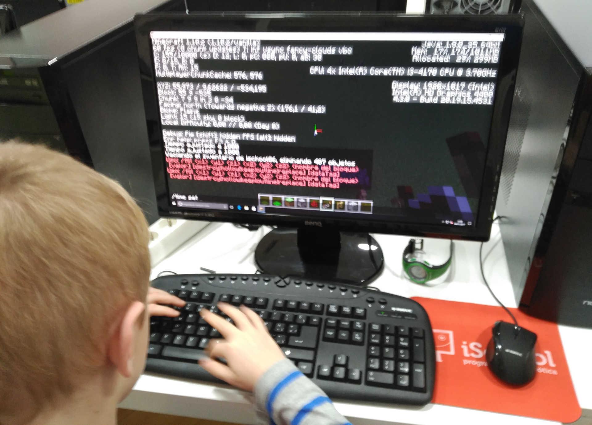 iSchool Minecraft Academy 2017