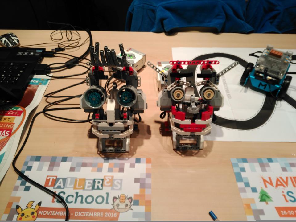 iSchool que se aprende Laboratorio jóvenes inventores