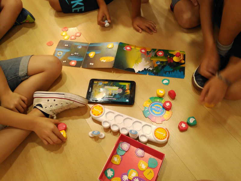 iSchool Programación Educación Infantil