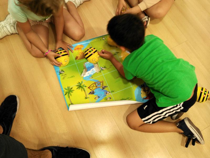 iSchool Robótica Educación Infantil