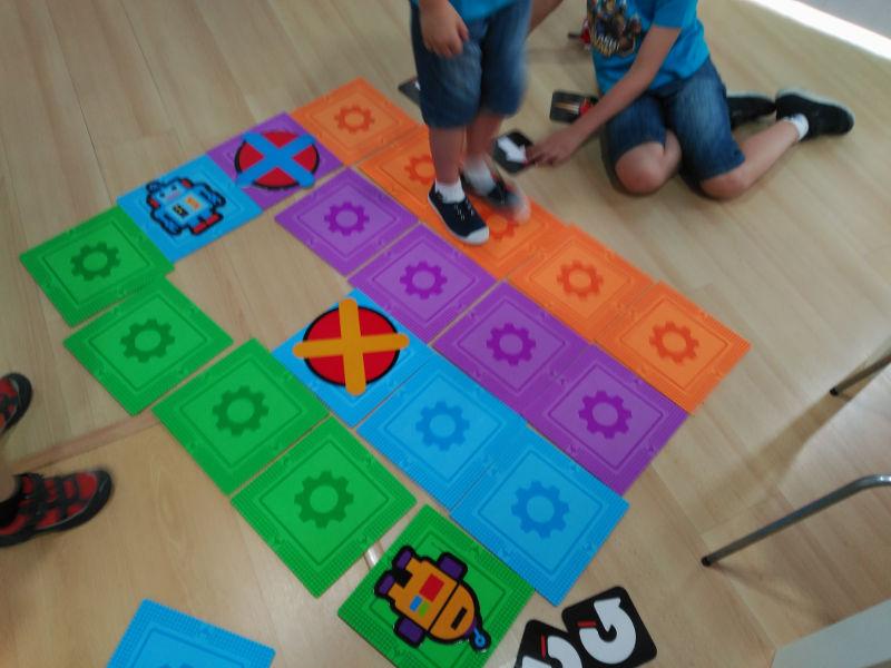 iSchool Programación y Robótica Educación Infantil