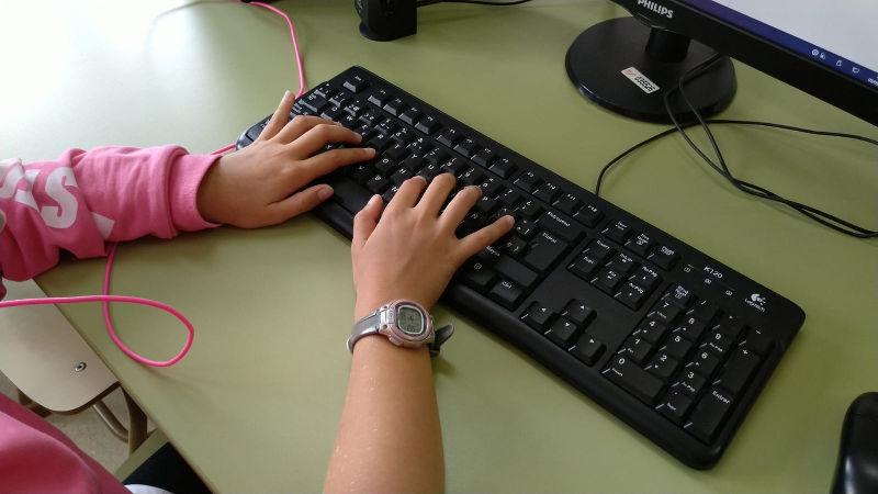 Aprende mecanografía con iSchool