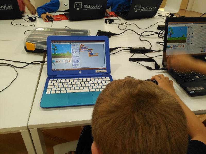 iSchool Robótica y Programación Primaria